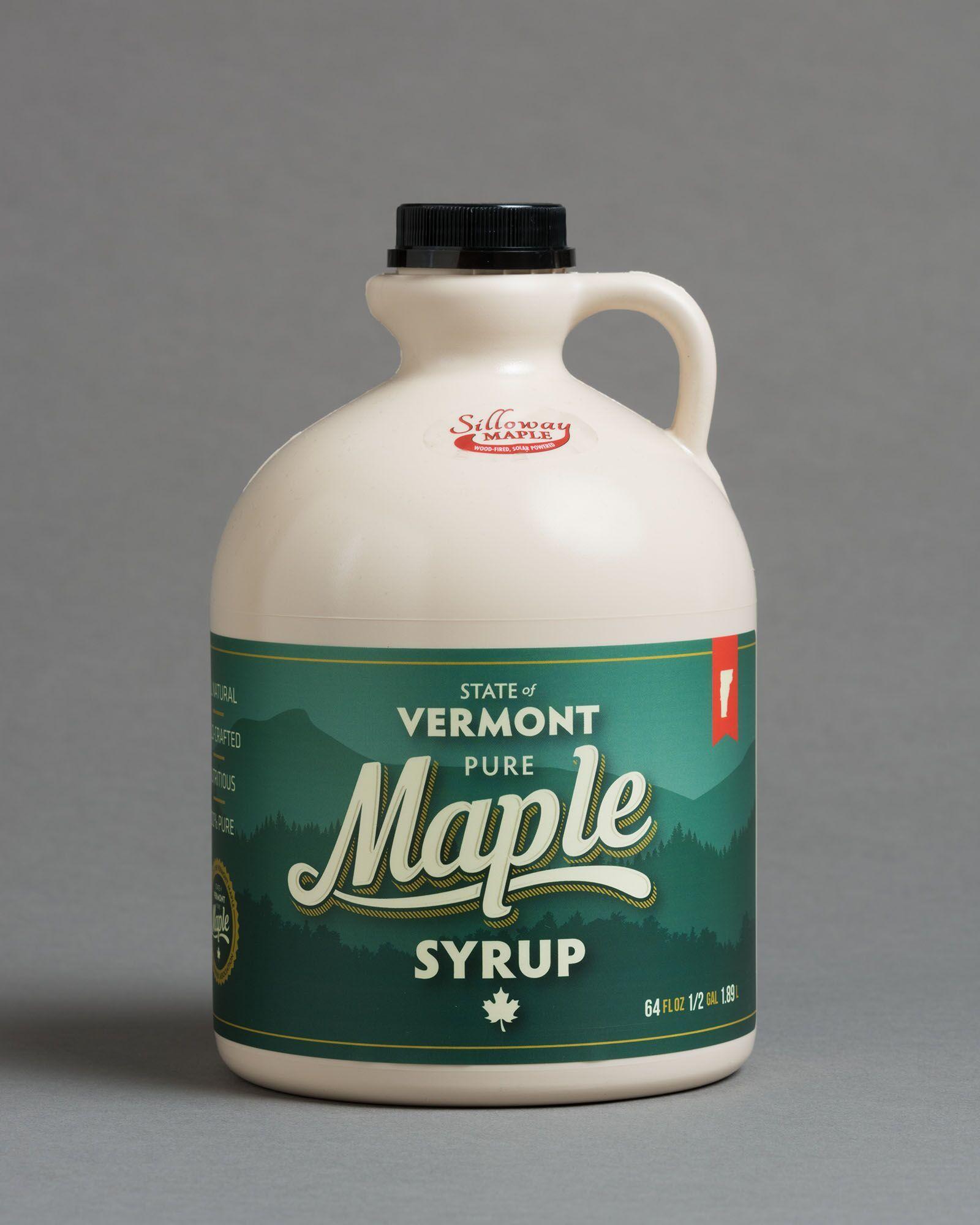 Maple Syrup Half Gallon 00011