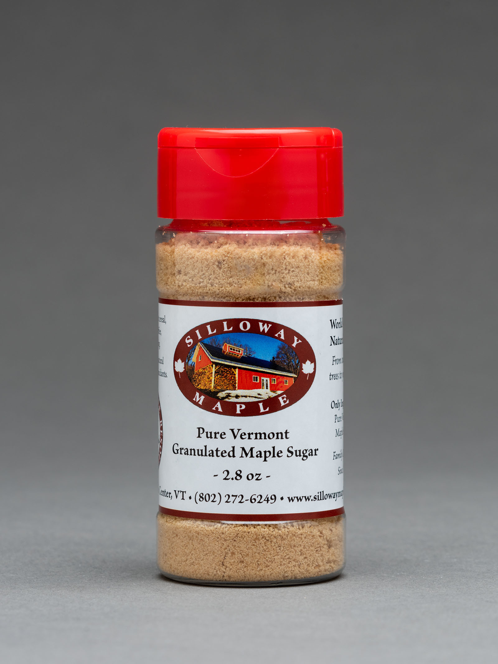 Pure Maple Granulated Sugar 2.8 0unce 00027