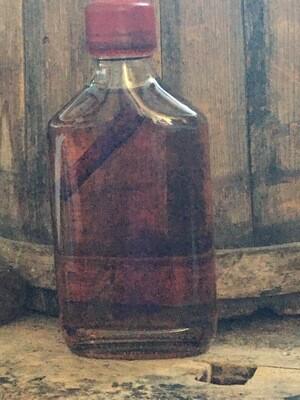 Cinnamon-Infused Maple Syrup