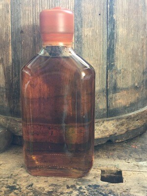 Habanero-Infused Maple Syrup