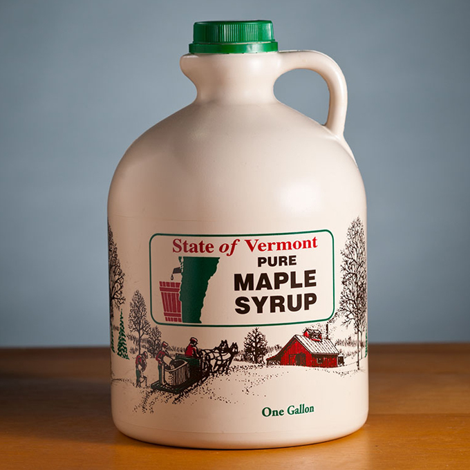 Maple Syrup Gallon 00010