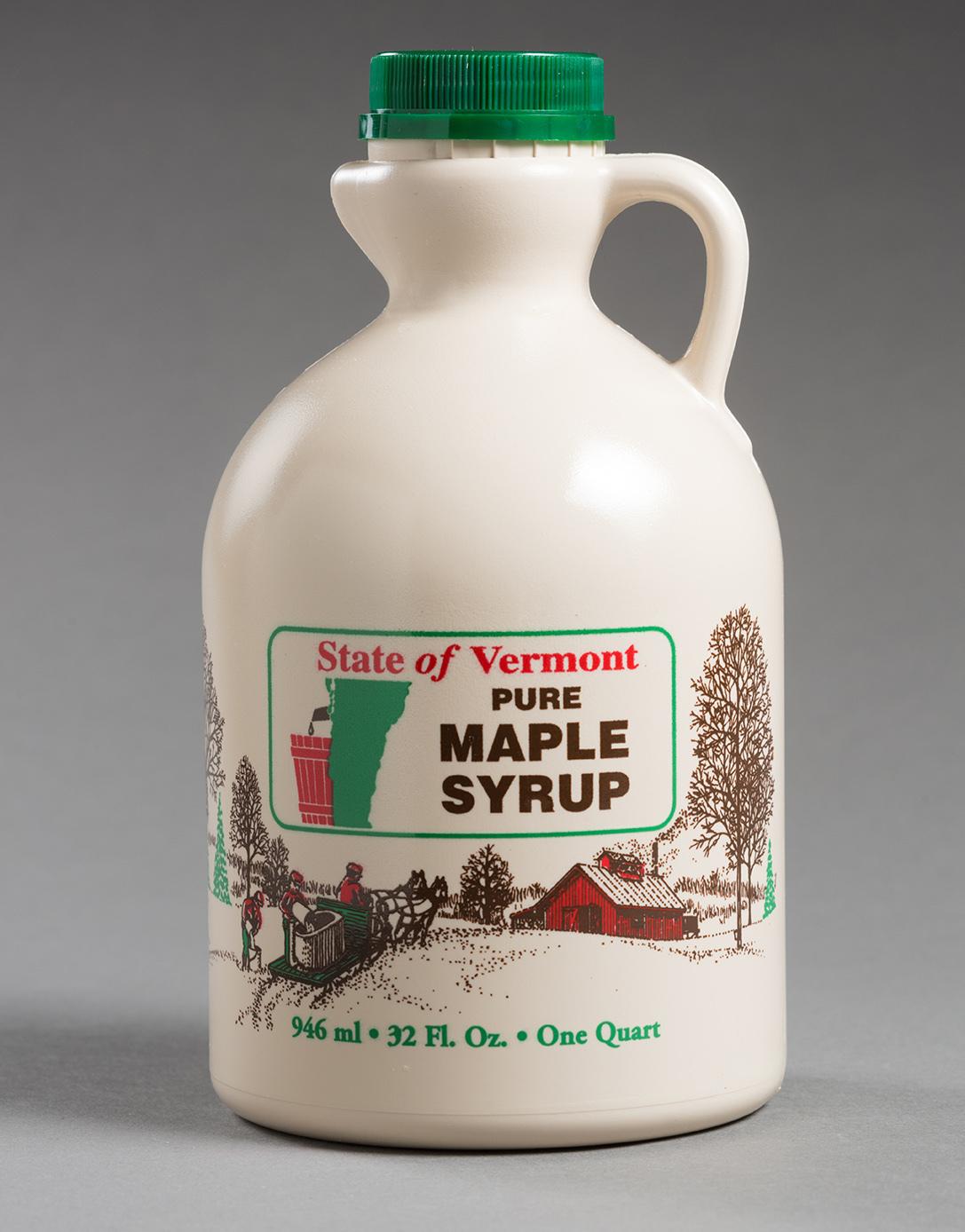 Maple Syrup Quart 00012