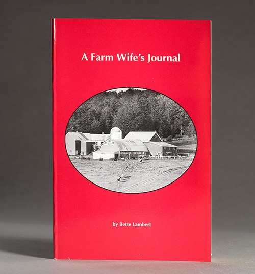 A Farm Wife's Journal by Bette Lambert 0000037