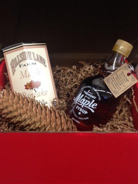 Maple Gift Box 00040