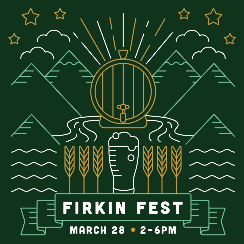 General Admission Firkin Fest Ticket