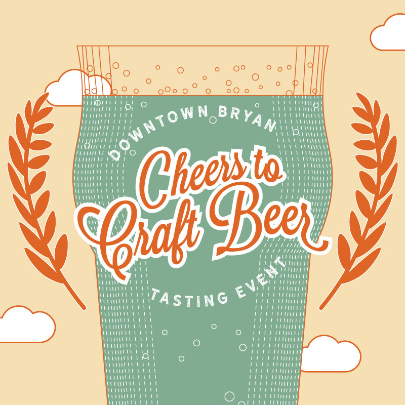 Cheers to Craft Beer Ticket
