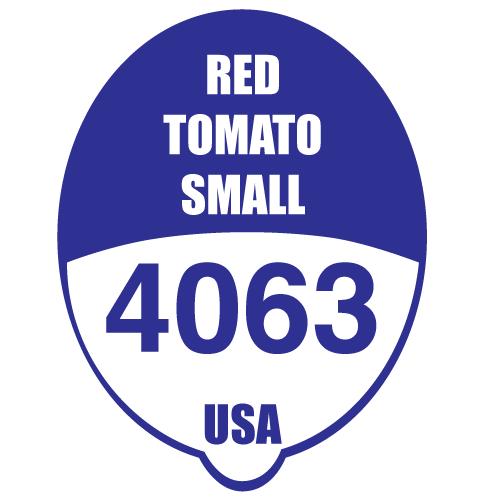 Red Tomato Small 4063