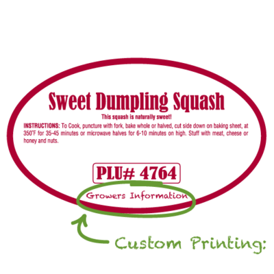 Semi-Custom Sweet Dumpling