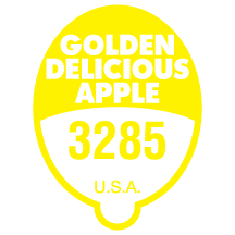 Golden Delicious Apple 3285