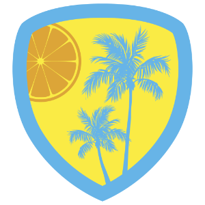 Beach Badge Tag - Weekly