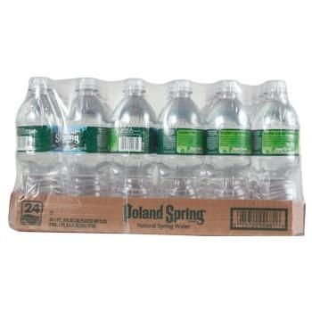 Poland Spring Case -36 Bottles