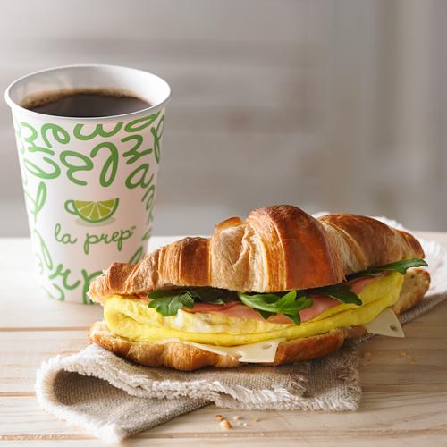 Sandwich croissant