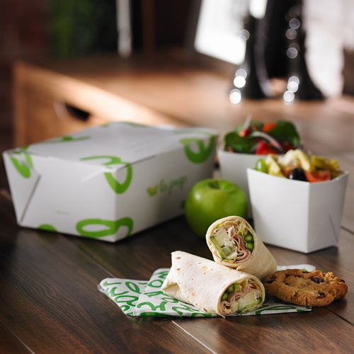 Boite à lunch - Sandwich wrap