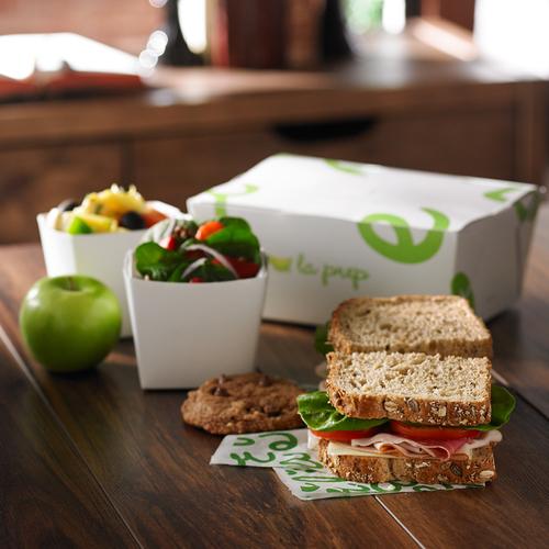 Boite à lunch - Sandwich classique