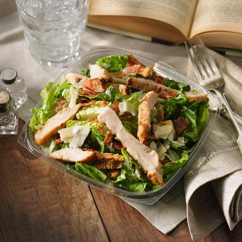 Salade césar avec poulet grillé