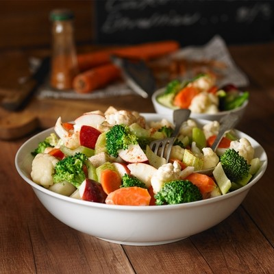 California Vegetable Salad