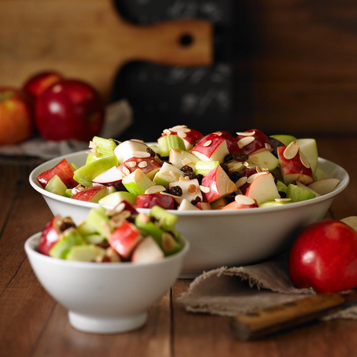 Parisian Apple Salad