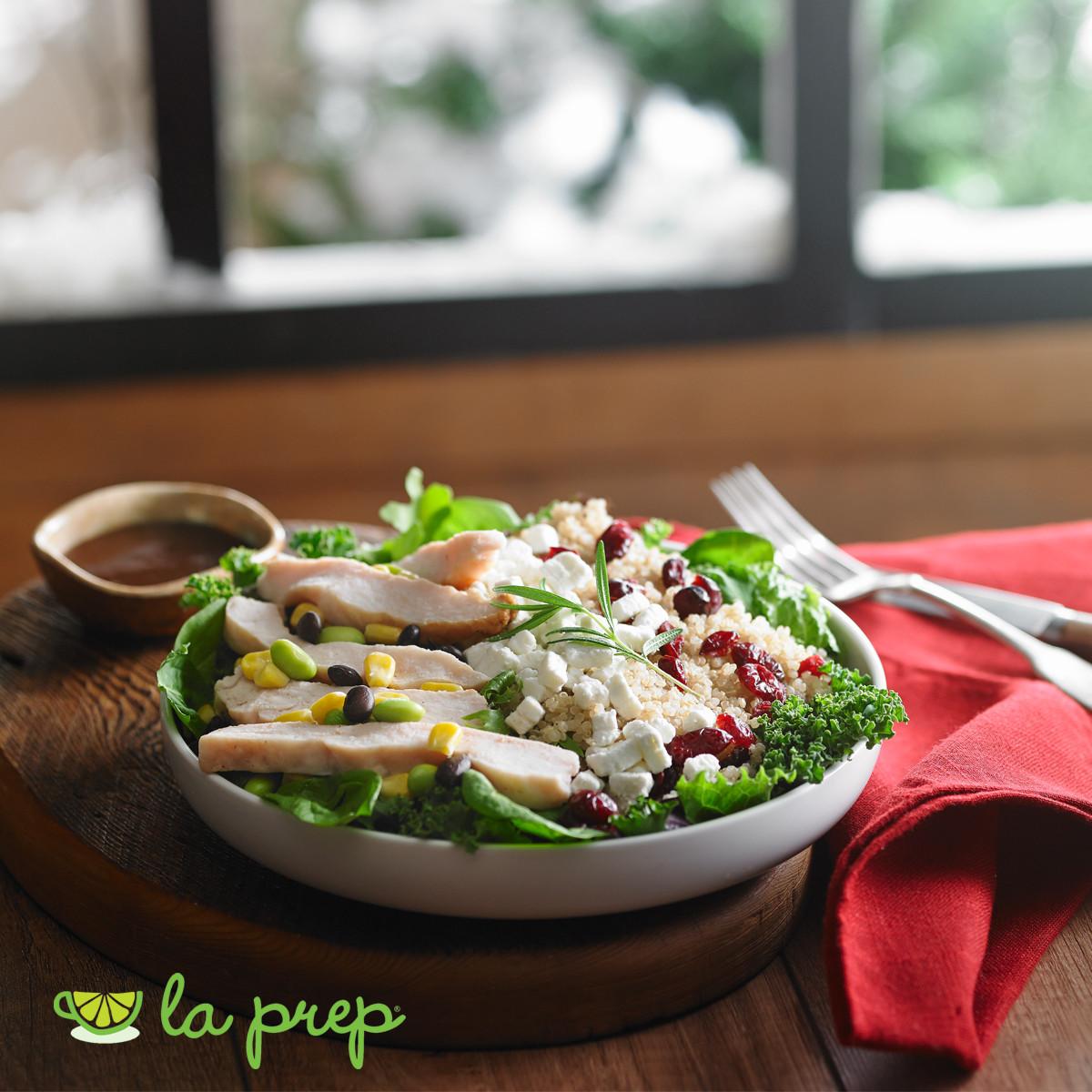 Salade au Poulet et Quinoa