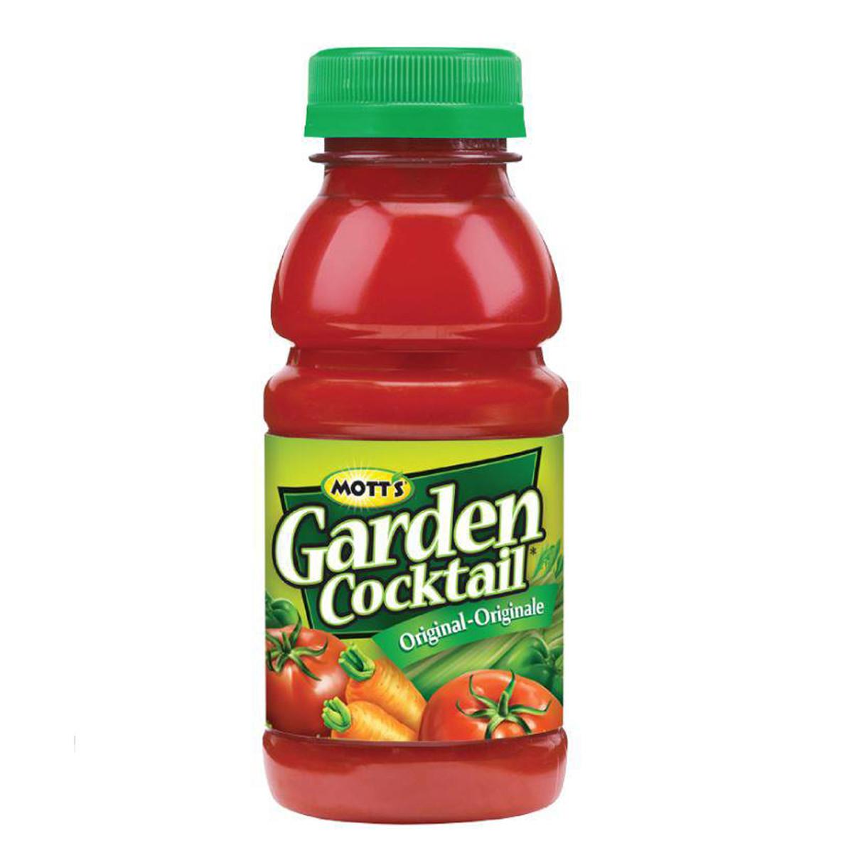 Mott`s Garden Cocktail