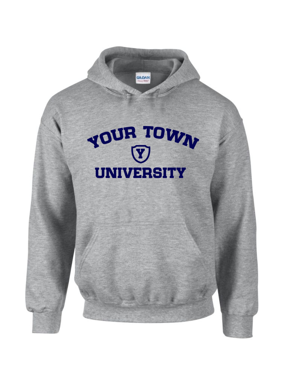 University Hoodie