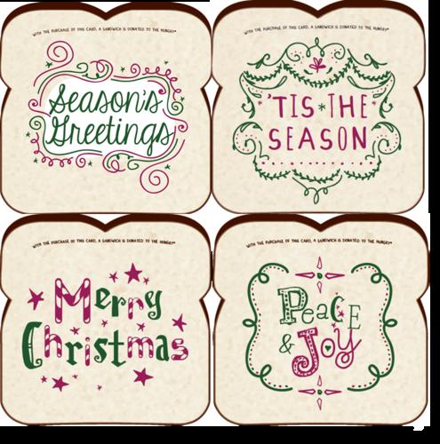 CHRISTMAS 4-PACK