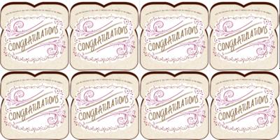 CONGRATULATIONS 8-PACK