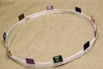 Кольцо алюминиевое для проведения пракачек с КФС (кольцо быстро сборное).