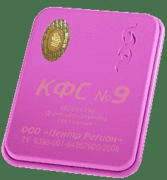 КФС № 9 Здоровое сердце 5 элемент 2019г.