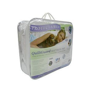 Protect-a-Bed Box QuiltGuard Quilted Protector