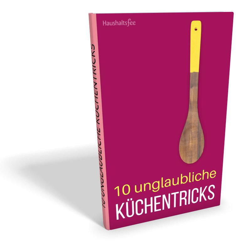 E-Book: 10 unglaubliche Kuechentricks EB002