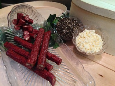 Venison Pepper Sticks w/ Cheese