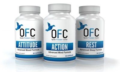 Withdrawal Relief & Addiction Recovery Supplements