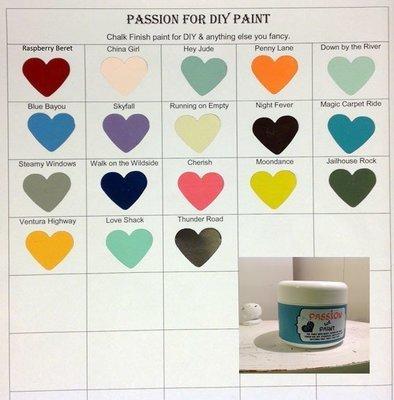 Passion for DIY Paint 1 litre