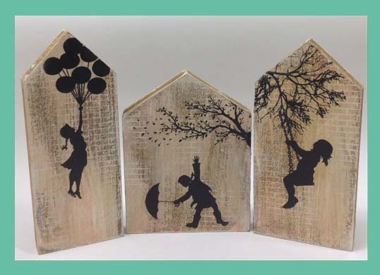 Triptych Houses