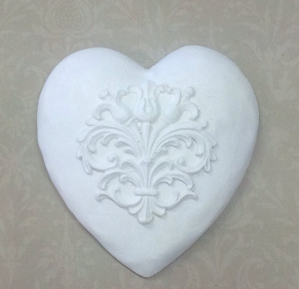 Centre Pattern Heart