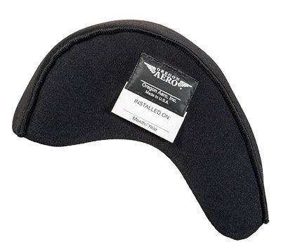 "Zeta III Helmet Liner for Size M Helmets 3/8"" Thick 9A-0039-102"