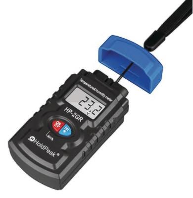 Holdpeak HP-2GR θερμόμετρο υγρόμετρο