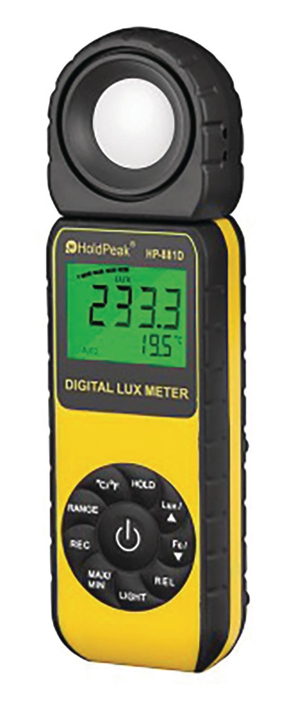 Holdpeak HP-881D φωτόμετρο