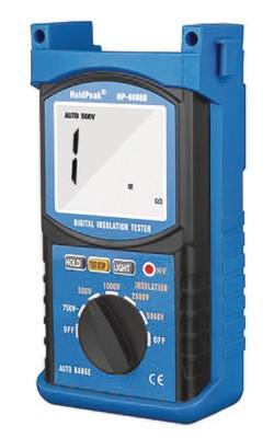 Holdpeak HP-6688B μετρητής μόνωσης καλωδίων