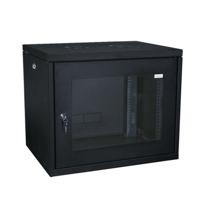 Racksis wall type rack cabinet 9U
