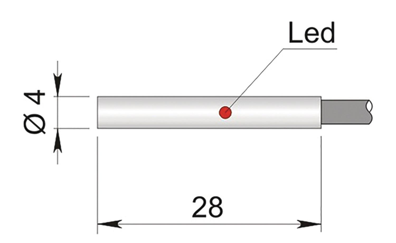SI4-C0.8 NPN