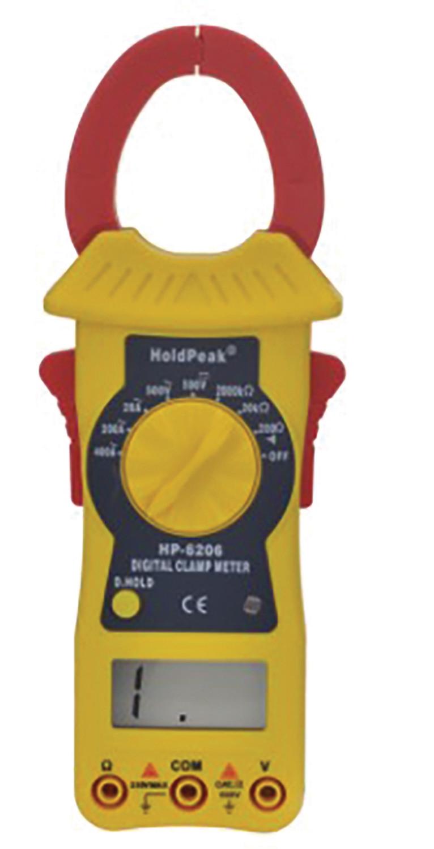 Holdpeak HP-6206 Αμπεροτσιμπίδα