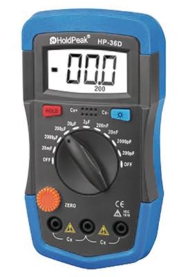 Holdpeak HP-36D χωρητικό πολύμετρο