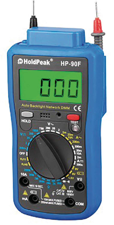 Holdpeak HP-90F πολύμετρο