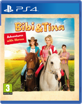 Bibi & Tina: Adventures with Horses (PS4) Game