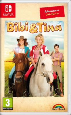 Bibi & Tina: Adventures with Horses (Switch) Game