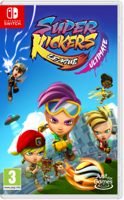 Super Kickers League Ultimate (Switch) Game