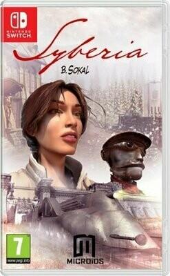 Syberia (Switch)