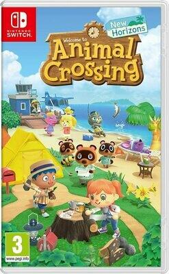 Animal Crossing: New Horizons (Nintendo Switch) Game