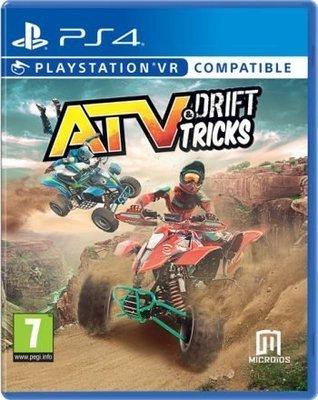 ATV Drift & Tricks (PS4 / PSVR Compatible)